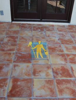 Terracotta Tiles Restoration Melbourne Tile Restoration